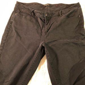 Talbots black jeans